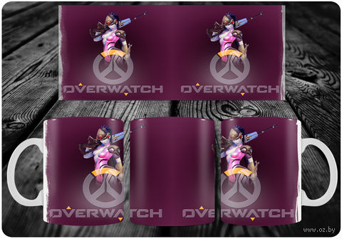 "Кружка ""Overwatch"" (art. 20)"