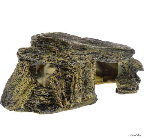 """Декорация для аквариума """"Грот для черепах"""" (16х9,5х6,5 см) — фото, картинка"""