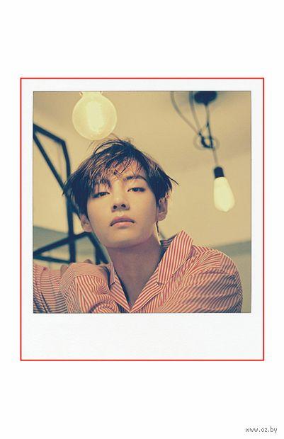 "Глянцевая наклейка ""BTS. Taehyung"" (арт. 23) — фото, картинка"