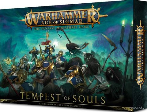Warhammer Age of Sigmar. Tempest of Souls (80-19-60) — фото, картинка