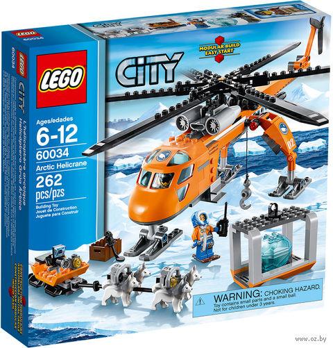 """LEGO City """"Арктический вертолет"""" — фото, картинка"""