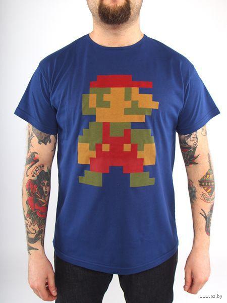 "Футболка ""Super Mario 8bit"" — фото, картинка"
