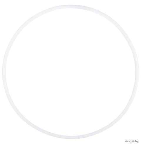 Обруч гимнастический пластиковый AGO-101 (70 см) — фото, картинка