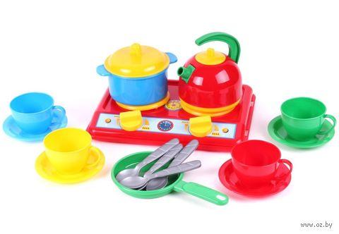 """Набор детской посуды """"Галинка"""" — фото, картинка"""