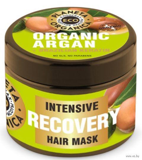 """Маска для волос """"Интенсивное восстановление"""" (500 мл) — фото, картинка"""