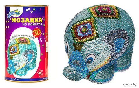 "Набор для декорирования ""3D Слон"" — фото, картинка"