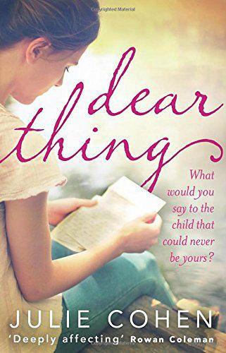 Dear Thing. Джули Коэн