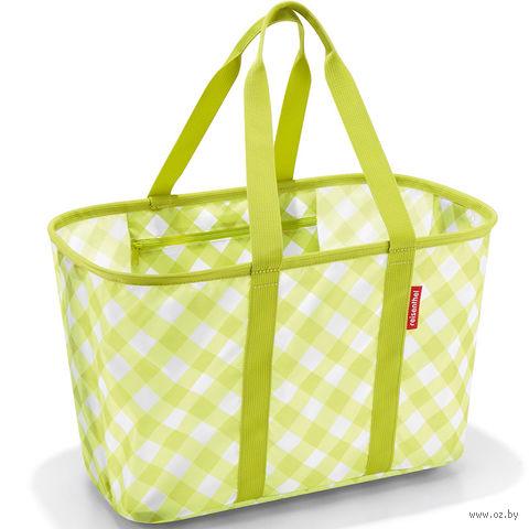 "Корзина складная ""Mini maxi basket"" (square kiwi)"