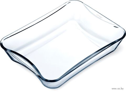 Форма для запекания стеклянная (310х228х62 мм) — фото, картинка