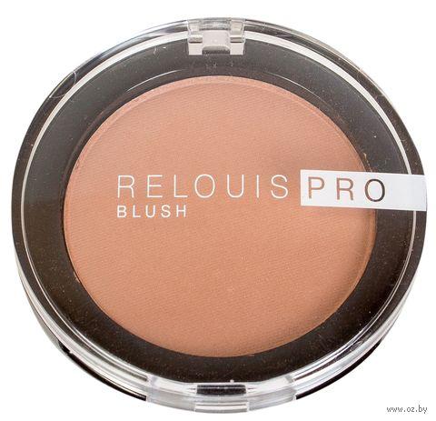 "Румяна ""Relouis Pro Blush"" тон: 75, brown sugar — фото, картинка"