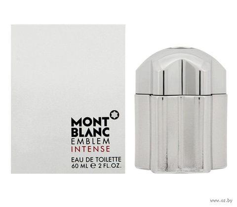 "Туалетная вода для мужчин Mont Blanc ""Emblem Intense"" (60 мл) — фото, картинка"