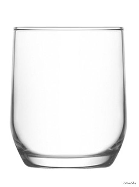 "Стакан для виски стеклянный ""Sude"" (6 шт.; 315 мл) — фото, картинка"