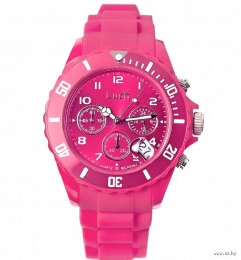 Часы наручные (розовые; арт. 728885019) — фото, картинка