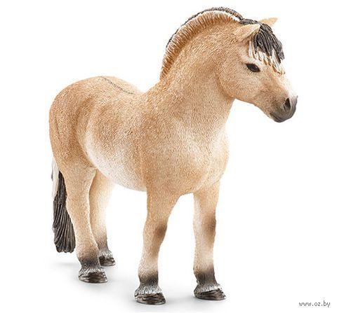 """Фигурка """"Фиордская лошадь"""" (10 см)"""
