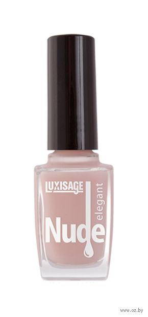"""Лак для ногтей """"Nude"""" (тон: 502) — фото, картинка"""
