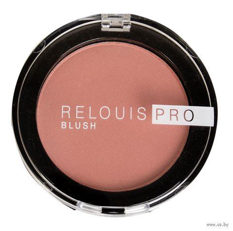 "Румяна ""Relouis Pro Blush"" (тон: 73, juicy peach) — фото, картинка"