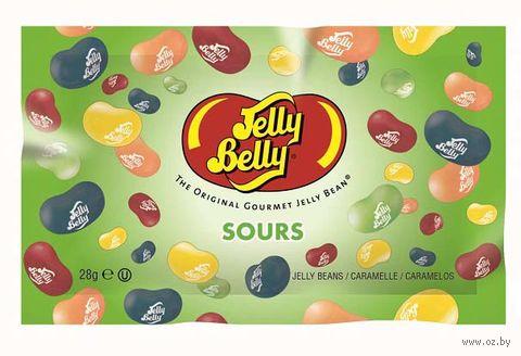 "Драже ""Jelly Belly. Кислые фрукты"" (28 г) — фото, картинка"