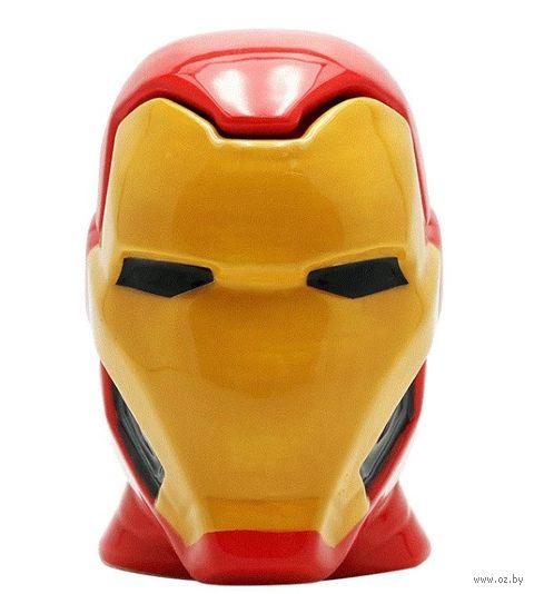 "Кружка ""Marvel. Iron Man"" — фото, картинка"