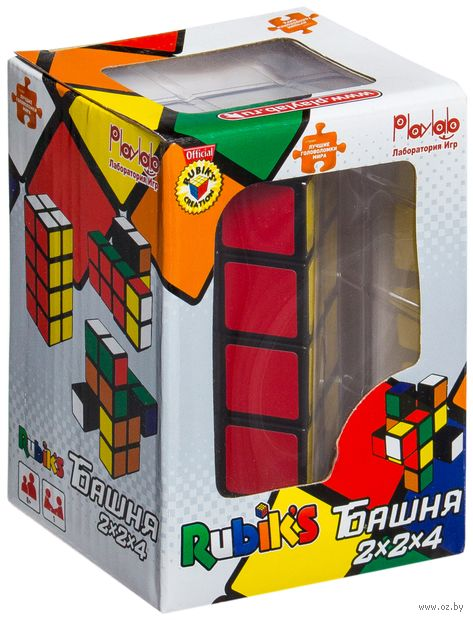 Башня Рубика 2х2х4 (Rubik`s Tower 2х2х4)