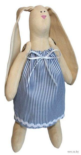 """Набор для шитья из ткани """"Кукла. Зайка Раиса"""""""