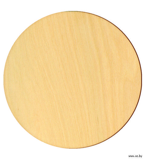 """Заготовка деревянная """"Средний круг"""" (150 мм)"""