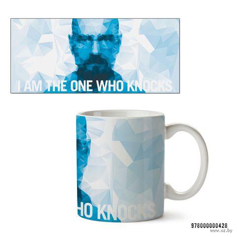 """Кружка """"Во все тяжкие. I am the one who knocks"""" (арт. 428)"""