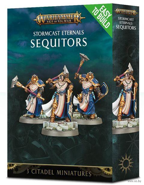 Warhammer Age of Sigmar. Stormcast Eternals. Sequitors (71-09) — фото, картинка