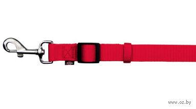 """Поводок регулируемый для собак """"Classic"""" (размер XS-S, 120-180 см, красный, арт. 14113)"""