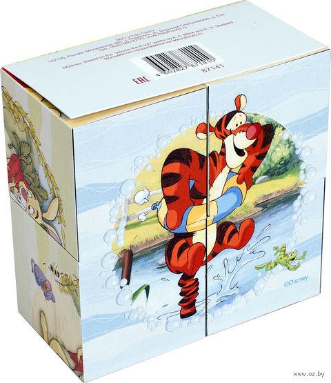 """Кубики """"Медвежонок Винни"""" (4 шт.) — фото, картинка"""