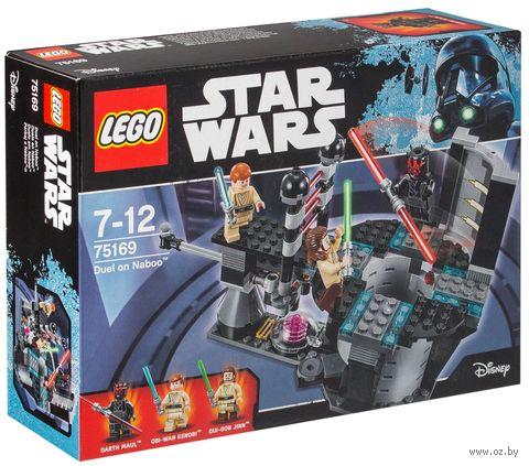 "LEGO Star Wars ""Дуэль на Набу"" — фото, картинка"