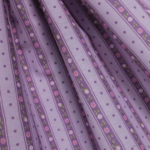 """Ткань """"Акварельные розочки"""" (48х50 см; арт. AM572023) — фото, картинка"""