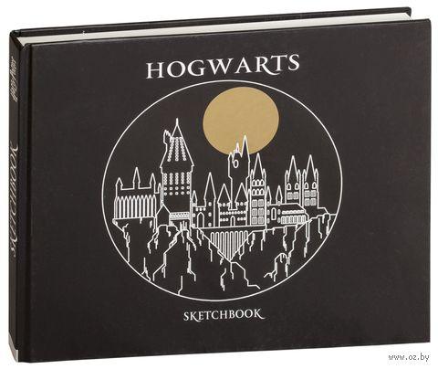 """Скетчбук """"Гарри Поттер. Хогвартс"""" (240x200 мм) — фото, картинка"""