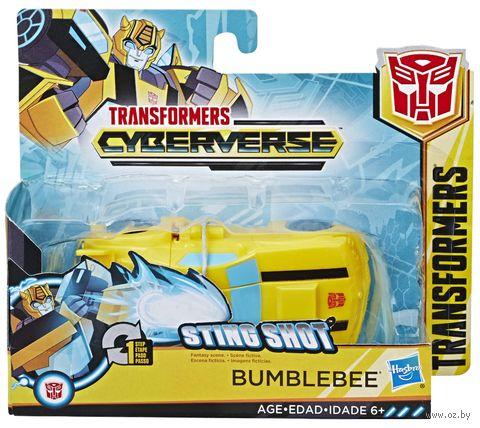 """Робот-трансформер """"Transformers. Cyberverse 1-Step"""" — фото, картинка"""