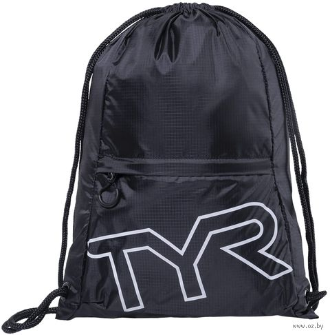 "Рюкзак ""Drawstring Backpack"" (13 литров; чёрный) — фото, картинка"