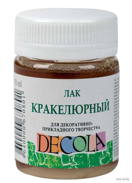 "Лак кракелюрный ""Decola"" (50 мл)"