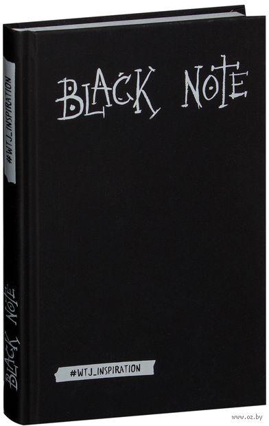 """Блокнот """"Black Note"""" (А5)"""