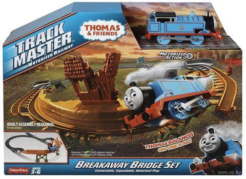 """Игровой набор """"Трекмастер. Сломанный мост"""""""