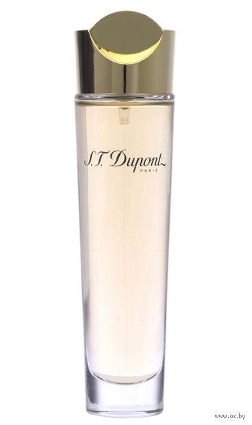 """Парфюмерная вода для женщин S.T. Dupont """"Dupont"""" (50 мл) — фото, картинка"""