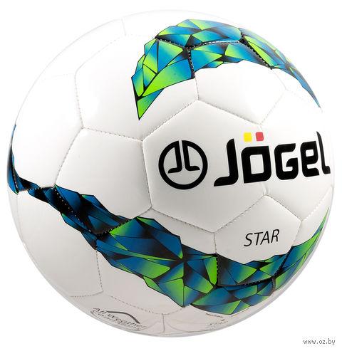 """Мяч футзальный Jogel JF-200 """"Star"""" №4 — фото, картинка"""