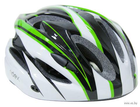 """Шлем защитный """"Carbon"""" (зеленый) — фото, картинка"""