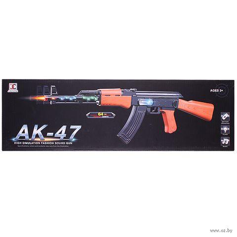 "Автомат ""АК-47"" (арт. DV-T-960) — фото, картинка"