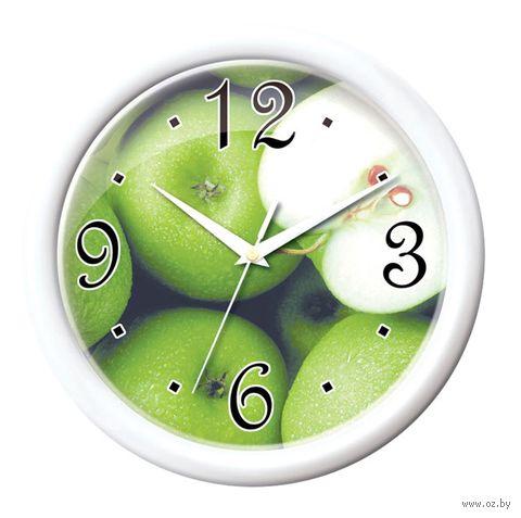 Часы настенные (24,5 см; арт. 21210240) — фото, картинка