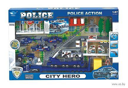 """Игровой набор """"Полиция"""" (арт. И-4693) — фото, картинка"""