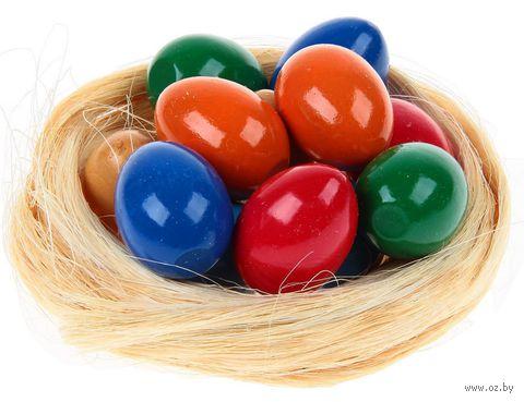 """Счетный материал """"Яйца в гнезде"""" (12 шт.) — фото, картинка"""