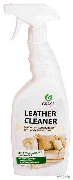 "Средство для чистки и кондиционер для кожи ""Leather Cleaner"" (600 мл) — фото, картинка"