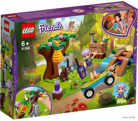 """LEGO Friends """"Приключения Мии в лесу"""" — фото, картинка"""