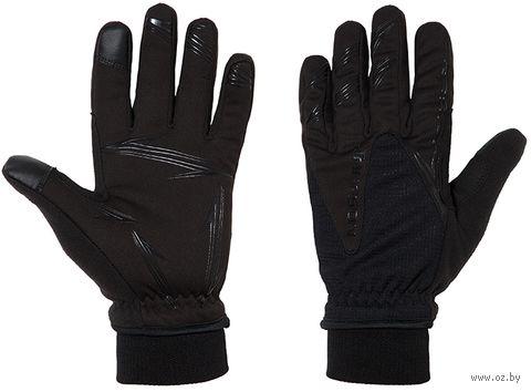 """Перчатки """"WCG 43-0557"""" (XL; чёрные) — фото, картинка"""
