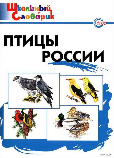 Птицы России. Начальная школа