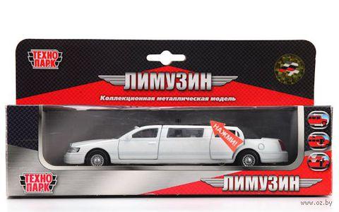 """Модель машины """"Лимузин"""" (масштаб: 1/43)"""