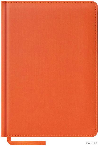 """Ежедневник недатированный """"Vivella"""" (А5; 160 листов; оранжевый)"""